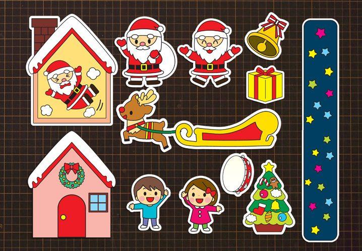 会 保育園 クリスマス ポスター Wwwgazoitcom